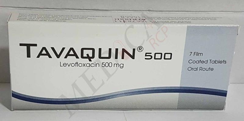 Medica Rcp Product Details Tavaquin 2021 01 25