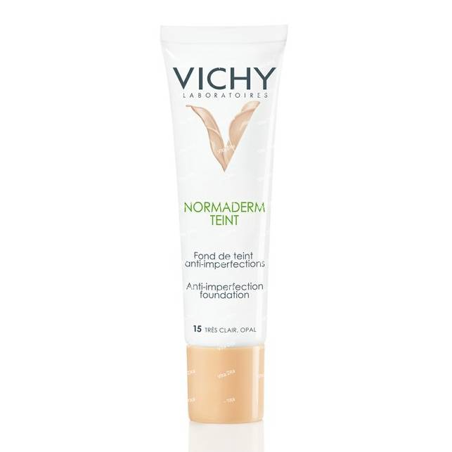 Medica Rcp Vichy Normaderm Teint 15 Opal Spf20 Indications Side Effects Composition Route All Price Alternative Products